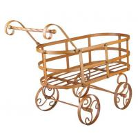 Quality Garden Balcony Metal Flower Stand for sale