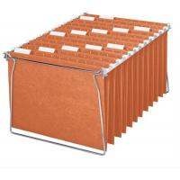 Quality Paper Material Hanging File Folders Custom Printing Suspension Files for sale