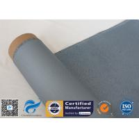 """Buy cheap Silicone Coated Fiberglass Fabric Grey 1050GSM 39"""" Engine Exhaust Covers from wholesalers"""