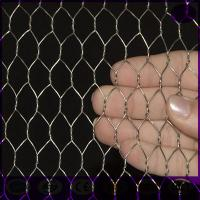 """Quality 1/2"""" or 1"""" mesh hole Durable Chicken Wire Mesh , Hot Dipped Poultry Netting Fence for sale"""