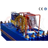 Quality Portable Rubber Conveyor Belt Vulcanizing Press , 800mm Hot Splicing Machine for sale