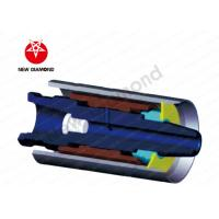 """Quality Heavy Weight DTH Accessories Back Hammer 8 Bar Pressure With API 31/2"""" Thread for sale"""