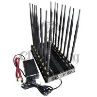 Quality Mini Mobile Cell Phone Reception Blocker Wifi Jammer Device For Business for sale
