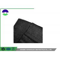 205gsm Split Film Woven Geotextile Fabric Easy Installation Slop Protection