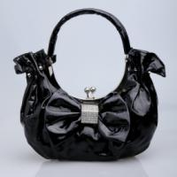 China best selling leather lady fashion bag on sale