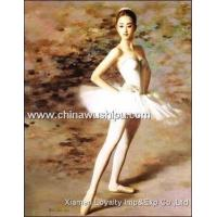 Quality Supply Dancer Oil Painting for sale