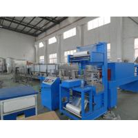 Buy cheap 15000BPH Glass Bottle Shrink Packing Machine , Bottled Water Plants from wholesalers