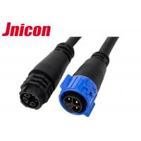 Quality Auto Signal IP67 Male And Female Electrical Connectors For Outdoor Lighting for sale