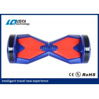 Easy Operation Electric Standing Scooter Skateboard With 8 Inch Wheel , Time Saving