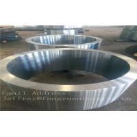 EN26 Alloy Steel Forgings Ring Q+T Heat Treatment Machined And UT Test for sale