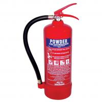 Quality Easy Operate Portable Fire Extinguishers BC 40% 6kg With Valve Gauge Agent for sale
