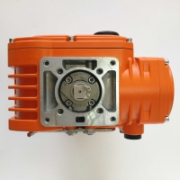 Quality Atex Exdiibt4 Explosion Proof Electric Actuator For Ball Valve for sale