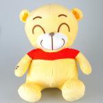 Quality Stuffed Plush Teddy Bear Toys Smile Bear for sale
