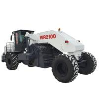 Quality Cold Recycling Pavement Road Construction Heavy Equipment 2100r/Min Rated Speed for sale