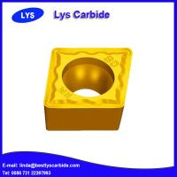 Quality ZCC.CT brand tungsten carbide coating inserts CCMT for sale