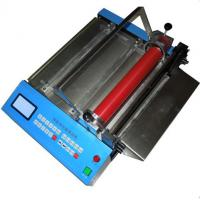 Quality Microcomputer automatic webbing Cutting Machine LM-300s(cold Cutter)  Application:  cotton belt for sale