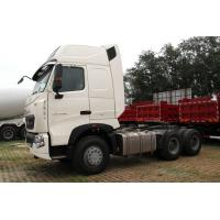 Quality HOWO T7H 6x4 tractor truck 440HP Euro 4 for sale for sale