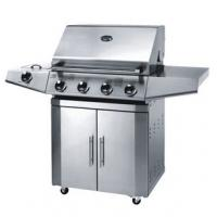 Quality Gas Grill Barbecue with 4 Burners for sale