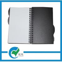 Quality Double Spiral Binding Glossy Paper Spiral Bound Book Printing For Meeting Agenda Book for sale