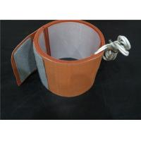 Quality High Strength Flexible Silicone Heaters , Oil Drum Heater With Thermostat for sale