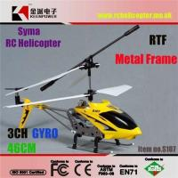 Quality Syma S107 RC Helicopter Remote Control Helicopter for sale