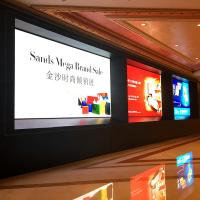 Quality TOPLED Indoor Small Pixel Pitch LED Display P2.5 P3 P4 Advertising Sign 200-750W for sale