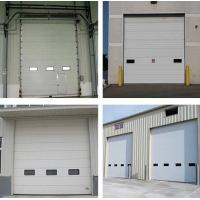 Quality 380v/50HZ Industrial Overhead Sectional Door 0.2m/S Operating Speed for sale