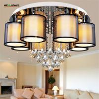 Quality 2016 surface mounted modern led ceiling lights for living room light fixture indoor lighting decorative lampshade Free for sale