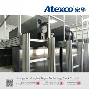 China Atexco Single Pass Digital Textile Direct Printer 40m/m on sale