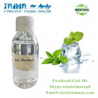 Quality China Usp Grade Best Mint Flavor E Juice Dry Mint Flavor from Xian Taima for sale