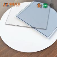 Clear Clean Room Wall Panels ESD Non Reflective Acrylic Sheet 8mm Thick