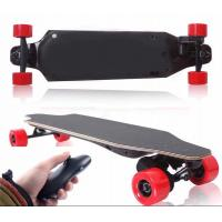 China Backfire 1200W electric skateboard with remote controller motor power longboard wholesale