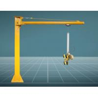 Quality Double Suction Cup Glass Lifter Glass Moving Equipment Compressed Air Drived for sale
