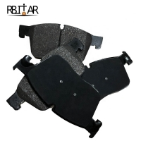 Quality Genuine Chassis Auto Spare Parts Disc Brake Pads T2H7448 For Jaguar for sale