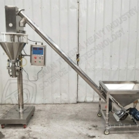 Quality Direct factory supplies weighing 45KG automatic compost fertilizer packing machine for sale