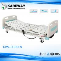 Quality Electric Clinitron ABS Head Foot Board Super Low Hospital Bed for sale