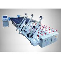 Quality Glass Cutter CNC Router Machine Full Automatic Max Cutting Size 7000x1300mm for sale