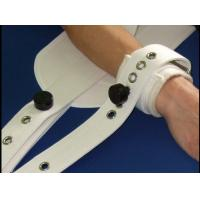 Quality Hand restraint strap handcuff fixing strap fixing  system for hands home care nursing care for sale