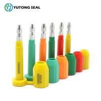 Buy cheap Shipping Disposable Container Truck Security Bolt Seal YTBS 602 from wholesalers