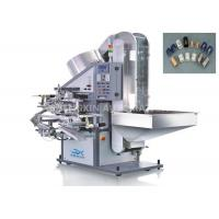 Buy Auto Hot Foil Stamping Machine 25mm - 60mm Length Lid For Soft Tube Plastic Caps at wholesale prices