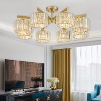 Quality Fancy Crystal led ceiling lights Food Indoor Home lighting Fixtures (WH-CA-40) for sale