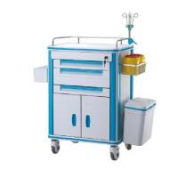Buy cheap Drug Delivery Medical Trolley Cart Hospital Emergency Crash Anaesthesia from wholesalers