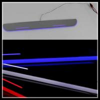 Quality For Ford LED door sill plate lights LED moving door scuff LED courtesy lamps for Ford Kuga for sale