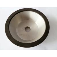 Quality Resin Bond CBN Diamond Concrete Grinding Disc For Carbide Wet / Dry Grinding for sale