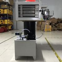 Quality Light Waste Oil Burning Heater , Hot Air Generator 14 - 55 Kw Output Power for sale