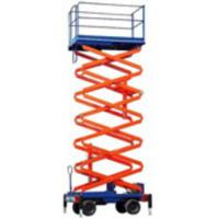 Quality scissor hydraulic raising platform lift for sale