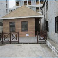 China Heat Insulation and Water Proof Log Cabin modern Modular Homes on sale