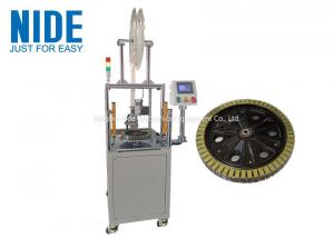 Quality BLDC Wheel hub motor rotor insulation paper inserting machine for sale