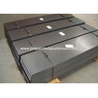 Quality Industrial Grade Cold Rolled Aluminum , Cold Rolled Plate With Deep Drawing Quality for sale