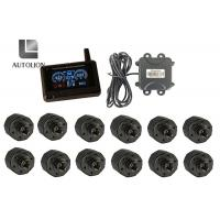 China TPMS Automatic Tire Pressure Monitoring System with 6 External for 24V Trunk on sale